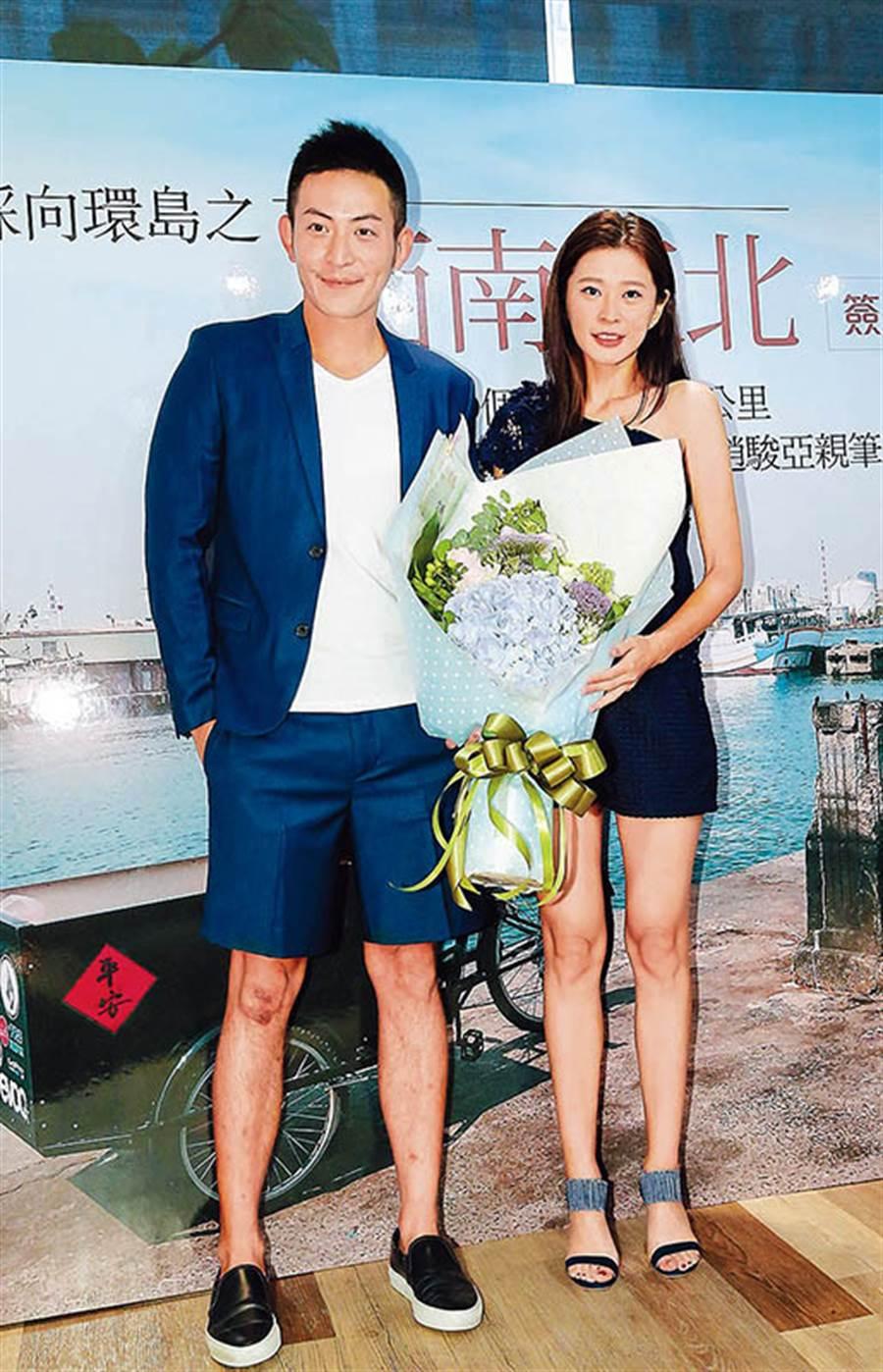 趙駿亞也跟李燕有過一段情,他出書時李燕還情義相挺站台。(圖/報系資料庫)