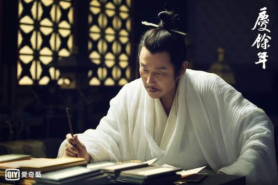 陳道明飾演慶帝。