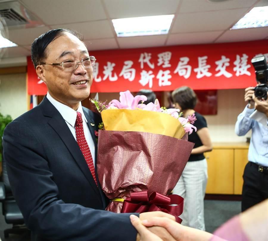 觀光局長周永暉表示,是補助給中華民國迷你網球協會。(本報資料照)
