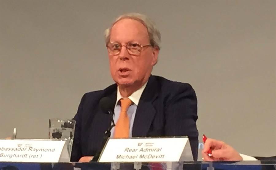 前美國在台協會主席薄瑞光2日在華府指出他認為不可能看到兩岸有一個和平的統一,且北京有領導層開始思考統一在「強迫」之下發生之後的長期性準備。(中央社資料照)