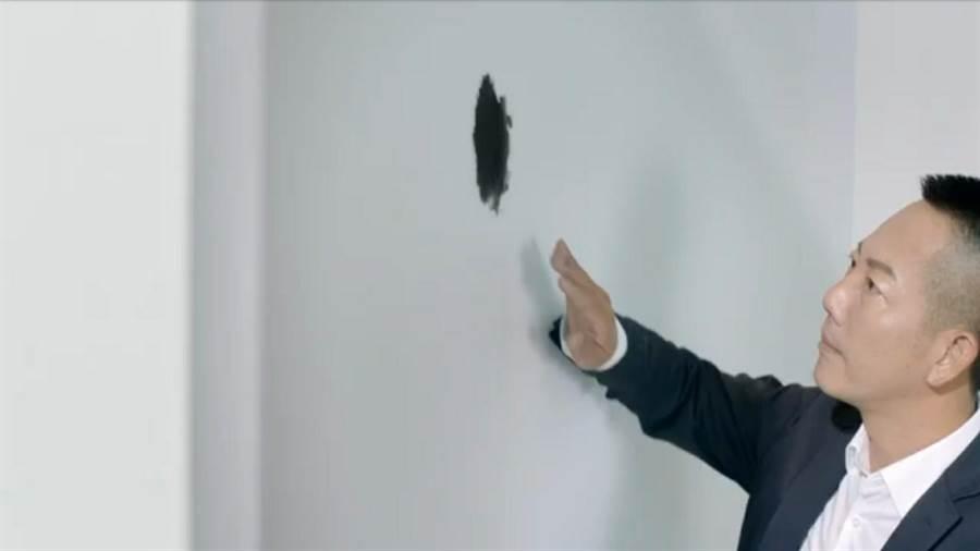 國民黨參選人張瀚天也正面出擊,公布第3支競選影片「汙點篇」,坦承將年少汙點化為前進動力。(張瀚天服務處提供/吳敏菁彰化傳真)