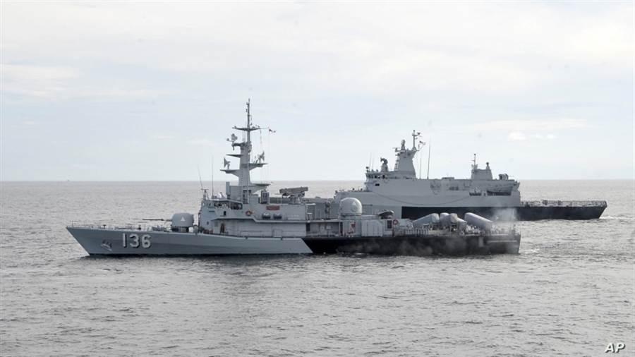 馬來西亞發布建國以來第一份國防白皮書,強調海域防衛是重點,包括南海、與東邊的西里伯斯海。(圖/美聯社)