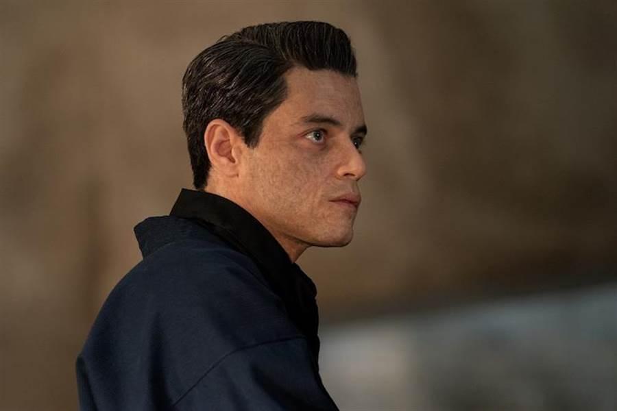奧斯卡金像獎影帝雷米馬力克飾演反派角色。(UIP提供)