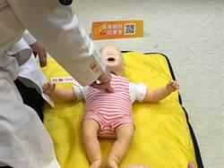 及時實施CPR 兒少救活率可增加1倍