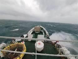 大陸漁船澎湖觸礁 17船員跳海4失蹤