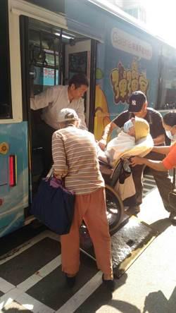 台中強化無障礙運輸 推動公車服務、通用計程車