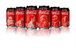 星戰迷鎖定  可口可樂首推限定包裝