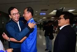 朱立倫台東為張志明助選 展現藍營大團結
