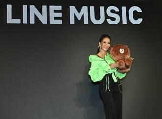 LINE MUSIC公布年度排行榜 周杰倫狂奪三冠王