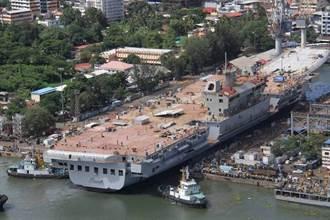 印度上將:陸將有10艘各型航母 印需3艘才夠應付