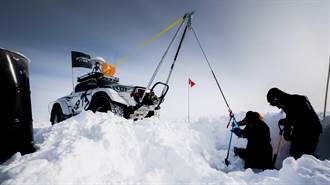 TOYOTA HILUX遠征南極 「四季號」現身台北