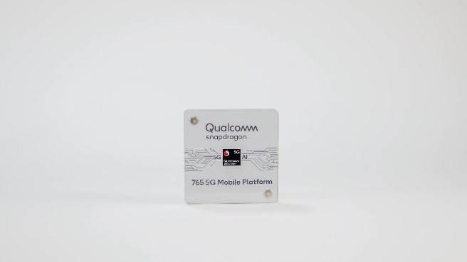 高通宣布Snapdragon 765以及Snapdragon 765G晶片的特性與效能。(高通提供/黃慧雯台北傳真)