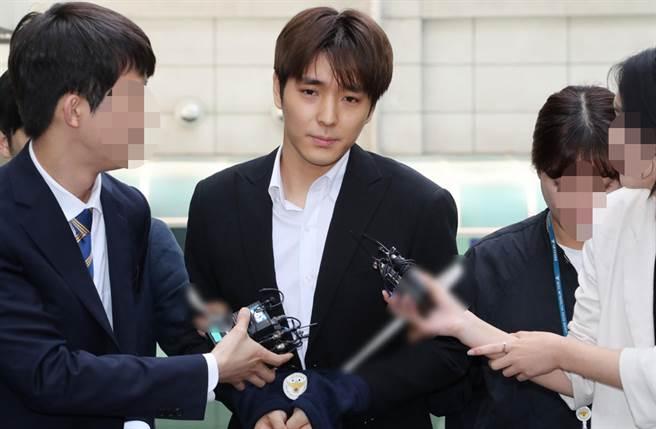 鄭俊英「老司機群組」案,崔鐘訓因涉偷拍性愛片、集體性侵等罪行被判5年,然他不服判決已上訴。(達志影像)