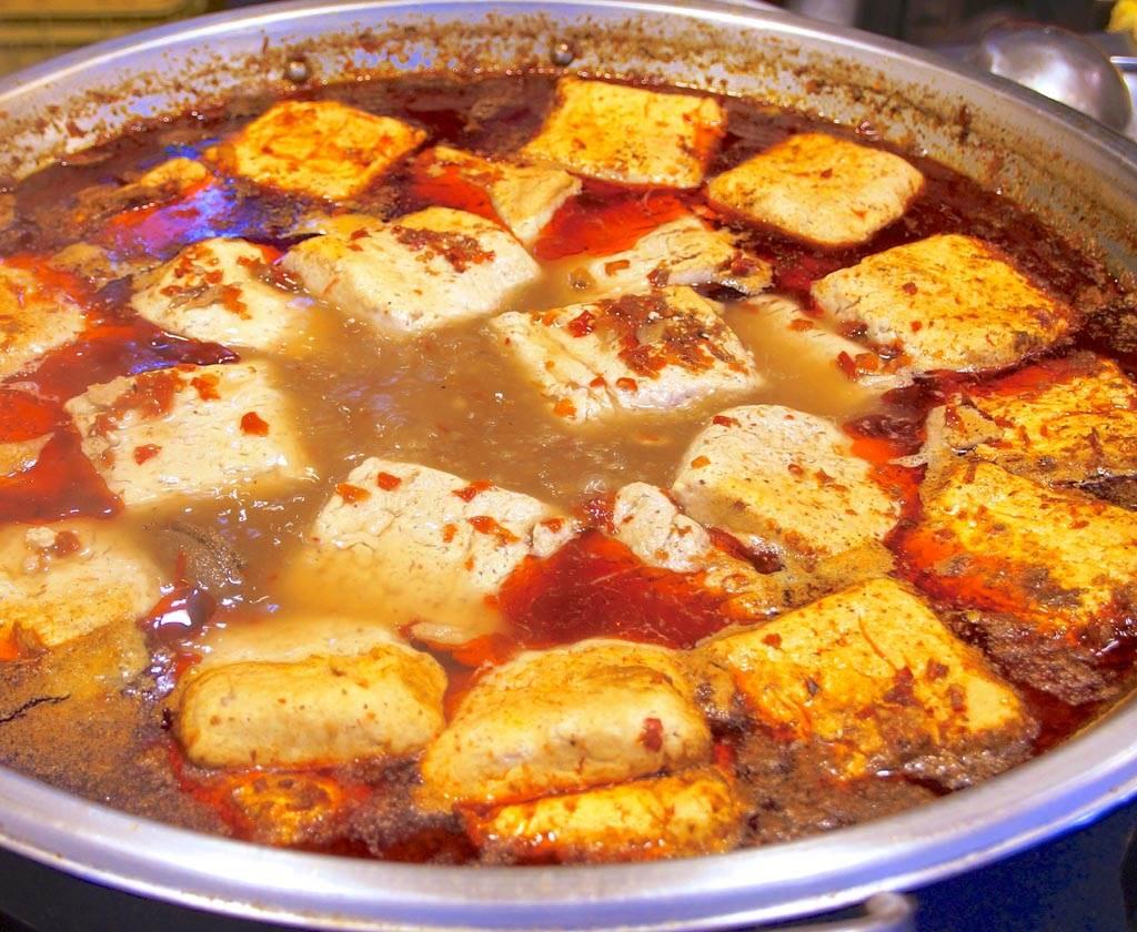 「臭豆腐」可說是台灣代表性小吃之一。(圖/達志影像)