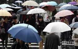5縣市豪、大雨一整天 更強冷氣團夜襲...低溫下探10度