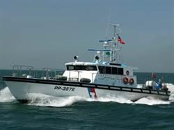 海巡署超高速「35噸級」巡防艇下水 小英親主持