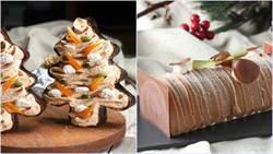 法式甜點控的秘密!趁耶誕用樹幹蛋糕送好運
