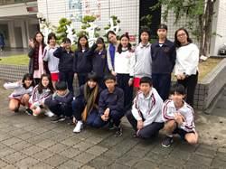 光華高中附設國中部 台南市英語文競賽三喜臨門
