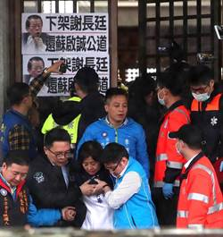 藍委疑涉推女警將被函送 國民黨強烈譴責批惡意操作
