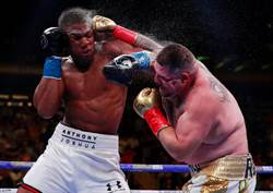 世界重量級拳王爭霸賽 復仇之戰8日登場
