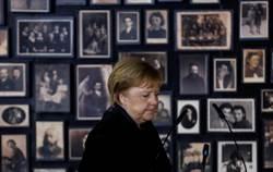 擔任德總理14年 梅克爾首訪奧斯維辛集中營