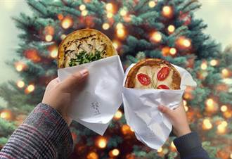 好丘「香烤貝果」溫暖上市 有野菇、咖哩兩口味