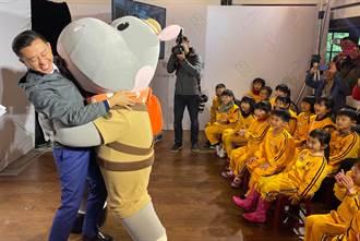 新竹市最新「行銷大使」處女秀大失控