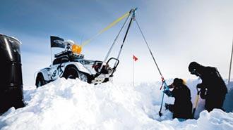 TOYOTA HILUX遠征南極 四季號現身台北