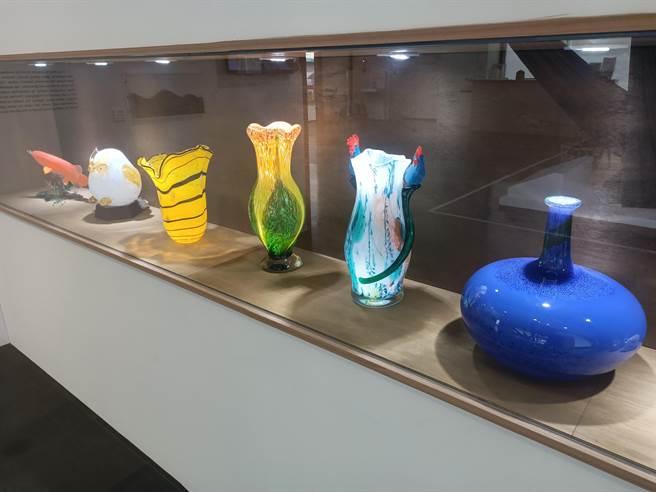 春池玻璃推展出「W春池計畫」,兼顧傳統與創新價值,獲得高度評價。 (張晉銘攝)