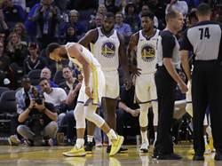 NBA》柯瑞再開刀 復出延到明年3月