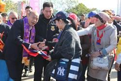 韓國瑜龍華聖會參拜:希望大家一起祝福台灣