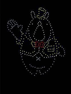 一次出動400台無人機 義大世界耶誕跨年秀超吸睛