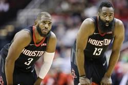 NBA》美媒:哈登偷偷要丹托尼送走保羅