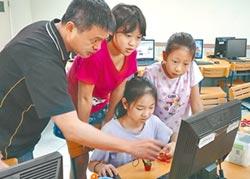 台國中教師數位教學比例僅15%