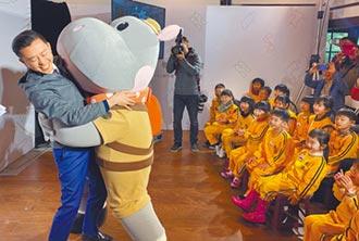 新竹動物園重生 河馬樂樂亮相