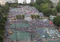 港島今午遊行 警籲和平理性表達意見