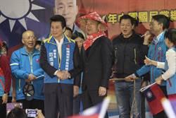 韓發第3支穿雲箭 號召客家人捍衛中華民國