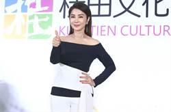 陳美鳳比基尼炸出「W型碗公奶」 63歲超辣身材太誇張