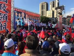 朱立倫、侯友宜表態支持韓國瑜 呼籲支持者投票催票監票