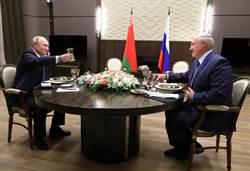 俄羅斯、白羅斯總統討論推進兩國一體化