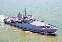 多國接力擾台海 國防部稱全程監控無異狀!香港敏感時刻 英測量船穿台海