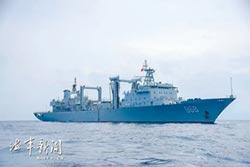 陸可可西里湖艦遠洋護航兼備戰