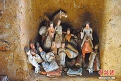 最早的吐谷渾王族墓 甘肅現蹤