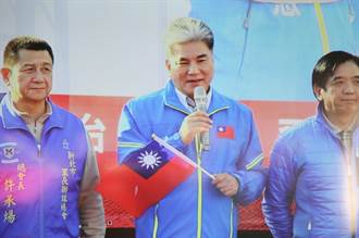 韓國瑜新北造勢 李鴻源:蔡政府能源政策無中心思想