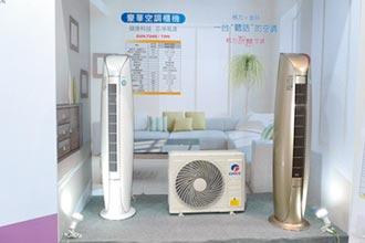 格力變頻冷暖空調 銷量拚倍增