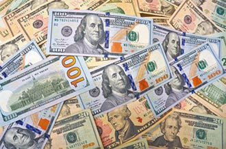 陸外儲減96億美元 降幅超預期