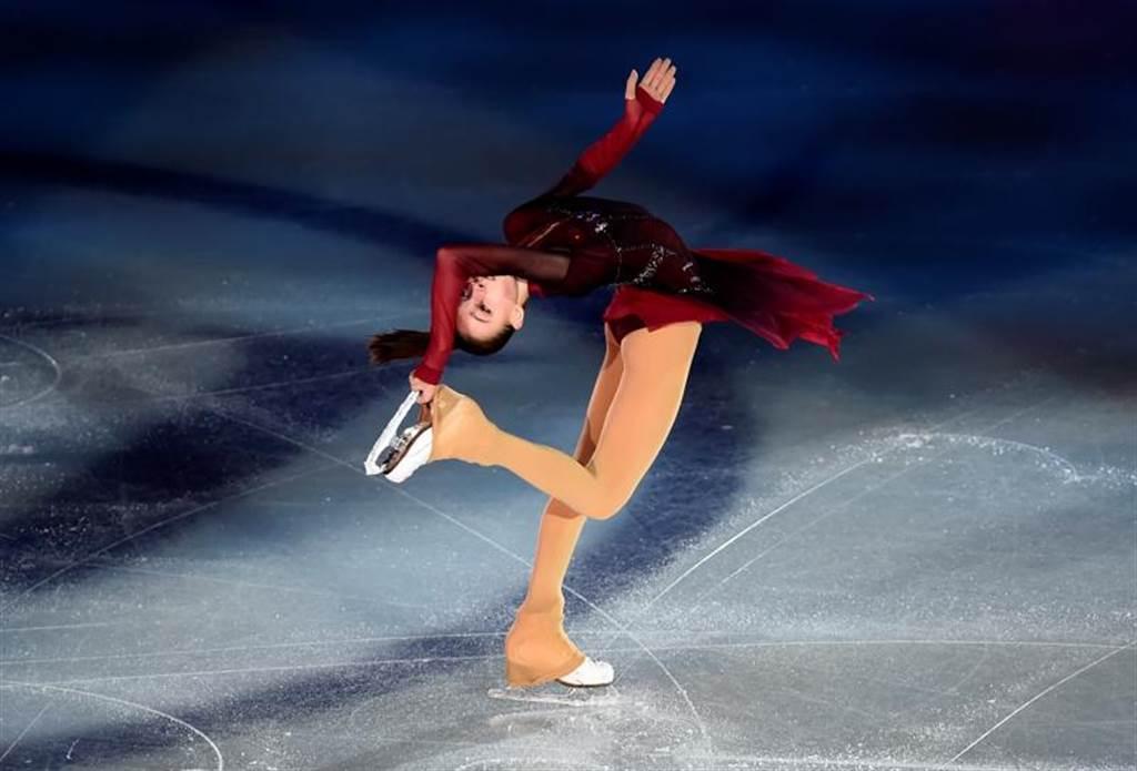 世界反禁藥組織(WADA)今日通過提案,禁止俄羅斯在未來4年內參加所有大型國際賽事。這意味俄羅斯將無緣明年的東京奧運會,以及2022年的卡達世界盃。圖為俄羅斯滑冰選手Anna Shcherbakova。(路透)