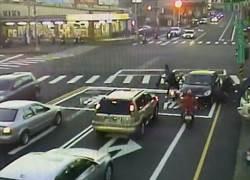 惡酒駕保齡球式逆向衝擊 5車遭撞飛2人送醫