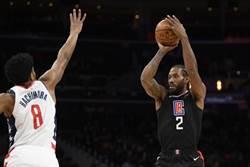 NBA》小卡與喬治聯手 快艇踢翻巫師