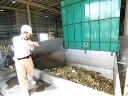 外埔綠能生態園區預估可供電1萬戶居民